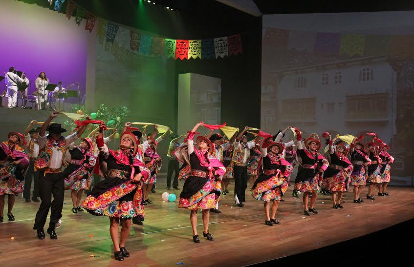 """Retablo de Fiestas Patrias"""